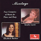 Montage - Four Centuries of Music for Flute & Harp