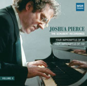 The Schubert Recordings Vol 2 / Joshua Pierce