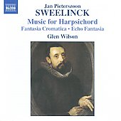 Sweelinck: Music for Harpsichord / Glen Wilson