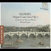 Handel: Organ Concertos, Op. 7