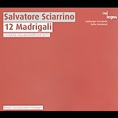 Sciarrino: 12 Madrigali / Neue Vocalsoliten Stuttgart