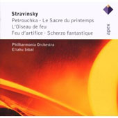 Stravinsky: Petrouchka; Le Sacre du printemps; L'Oiseau de feu; Etc.