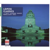 Leipzig Classics: J.S. Bach, Schumann, Wagner, Mendelssohn, Grieg