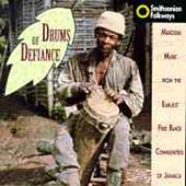 Various Artists: Maroon Music from the Earliest Free Black Communities of Jamaica: Drums of Def