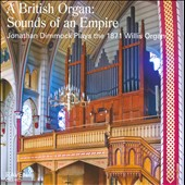 Sounds of an Empire / Jonathan Dimmock, organ