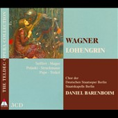 Wagner: Lohengrin / Barenboim