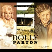 Dolly Parton: Triple Feature: Coat of Many Colors/My Tennessee Mountain Home/Jolene