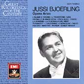 References - Jussi Bj&ouml;rling - Opera Arias