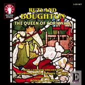 Boughton: The Queen of Cornwall