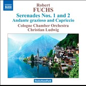 Fuchs: Serenades Nos. 1 & 2 / Cologne CO