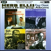 Herb Ellis: 4 Classic Albums: Nothing But the Blues/Meets Jimmy Giuffre/In Wonderland/Thank You, Charlie Christian *