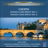 Chopin: Piano Concerto No. 1; Piano Concerto No. 2