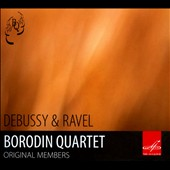 Debussy & Ravel: String Quartets / Borodin Quartet