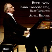 Alfred Brendel plays Beethoven [Regis]