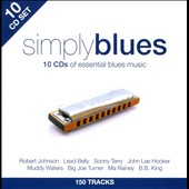 Various Artists: Simply Blues [2012] [Box]