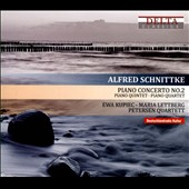 Alfred Schnittke: Piano Concerto No. 2; Piano Quintet; Piano Quartet / Ewa Kupiec, Maria Lettberg: pianos