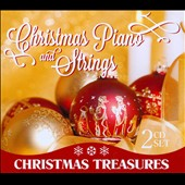Various Artists: Christmas Piano and Strings: Christmas Treasures