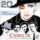 Culture Club: Live at the Royal Albert Hall 2002: 20th Anniversary