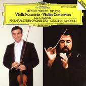 Mendelssohn, Bruch: Violin Concertos / Shaham, Sinopoli