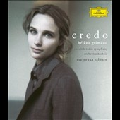 Credo / Helene Grimaud, piano; Salonen [Blu-ray Audio]