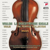 Violon: La Discotheque Ideale