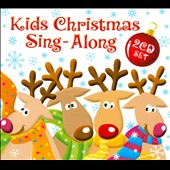 Various Artists: Kids Christmas Sing-Along [2CD] [Digipak]