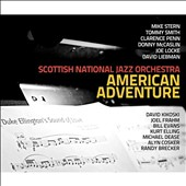 Scottish National Jazz Orchestra: American Adventure