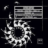 Witold Lutoslawski: Little Suite; Funeral Music; Chains 1 & 2 / Ilian Garnetz, violin