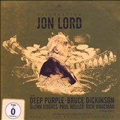 Various Artists: Celebrating Jon Lord: The Composer [Box]