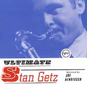Stan Getz (Sax): Ultimate Stan Getz
