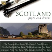 Various Artists: Scotland: Pipes and Drums