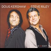 Doug Kershaw/Steve Riley (Accordion): Face To Face [Digipak]
