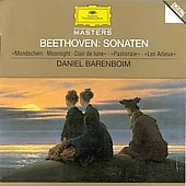 Beethoven: Sonaten / Daniel Barenboim