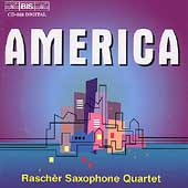 America / Rasch&#232;r Saxophone Quartet