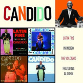 Candido (Percussion): Latin Fire/In Indigo/The Volcanic
