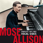 Mose Allison: Complete 1957-62: Vocal Sides *