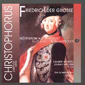 Friedrich der Grosse: Flute Music from Sanssouci