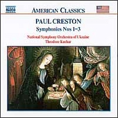 American Classics - Creston: Symphonies no 1-3 / Kuchar