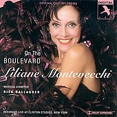 Liliane Montevecchi: On the Boulevard [Original Cast]