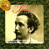 Legendary Strauss Recordings