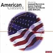 Eloquence - American Classics - Copland, Bernstein, Sondheim, Williams, etc / Boston Pops