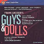 National Symphony Orchestra: Guys and Dolls [1995/2000 Jay Studio Cast]
