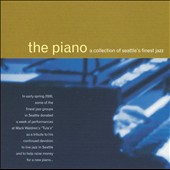 Various Artists: Piano: A Collection of Seattle's Finest Jazz