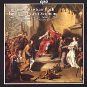 J.C. Bach: La Clemenza di Scipione / Max, et al