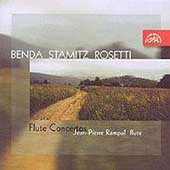 Benda, Stamitz, Rosetti: Flute Concertos / Rampal, et al