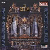 Engel: Te Deum, etc; Kreek, Bach, et al / Engel, Hauk, et al