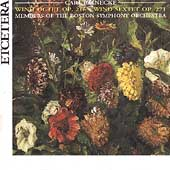 Reinecke: Wind Octet, Wind Sextet / Boston SO Members