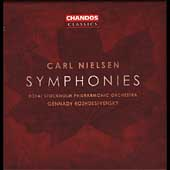Classics - Nielsen: Complete Symphonies / Rozhdestvensky