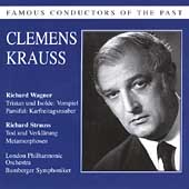Famous Conductors of the Past - Clemens Krauss
