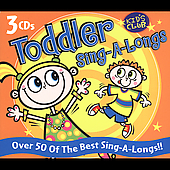 Various Artists: Toddler Sing-A-Long [Digipak]